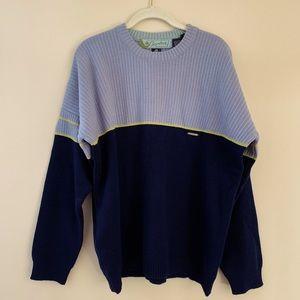 NWT VINTAGE Burton Snowboards 100% Wool Sweater